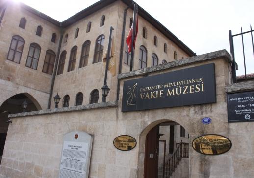 Gaziantep Mevlevihanesi Vakıf Müzesi
