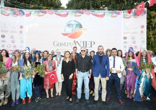 Gaziantep'e Yakışır Festival